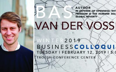 Dr. Bas van der Vossen – TroeshTalks 2019