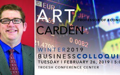 Dr. Art Carden – TroeshTalks 2019