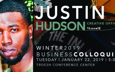 Justin Hudson – TroeshTalks 2019