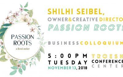 Shilhi Seibel – TroeshTalks 2018 – La Sierra Alumna