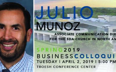 Julio Munoz – TroeshTalks 2019