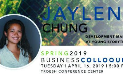Jaylene Chung – TroeshTalks 2019